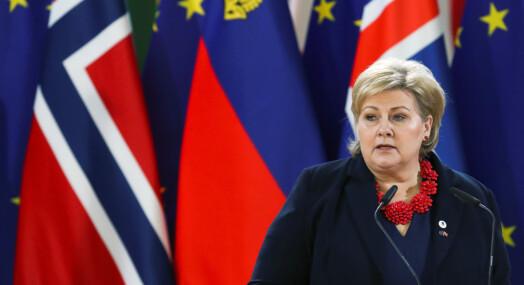 – Pressen og VG må håndtere dette i tråd med de prinsippene vi har i Norge