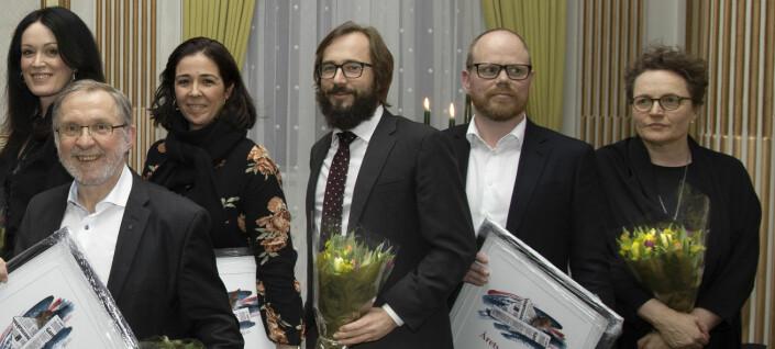 Selv om Gard Steiro nettopp er blitt kåret til Årets redaktør, har han ingen grunn til å smile