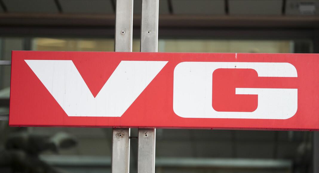 VG har måttet svare for avisas håndtering av videoen med Trond Giske. Foto: Lise Åserud / NTB scanpix