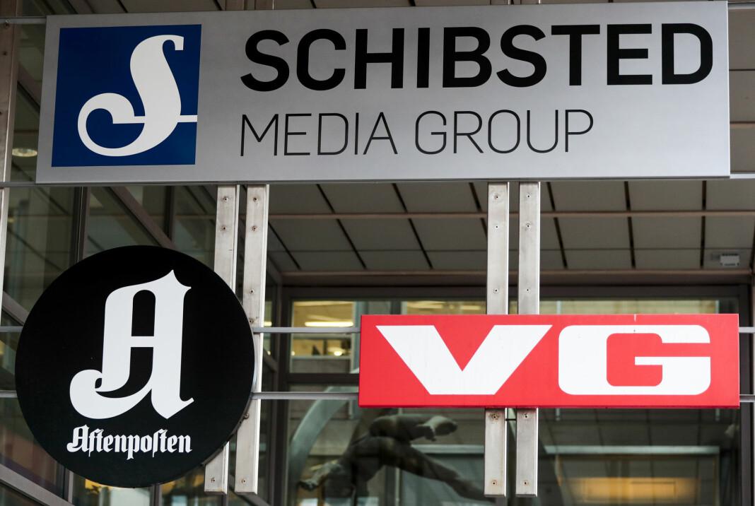 Veksten i VG+ gjør at VGs samlende opplag nærmer seg søsteravisen Aftenpossten. Foto: Lise Åserud / NTB scanpix