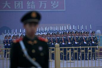 Kina søker kontroll over mediene også i utlandet