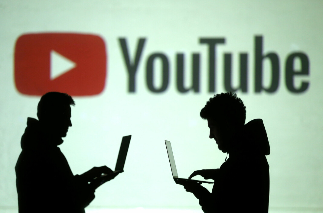 Youtube, sammen med Facebook, er saksøkt for å direkteoverføre massakrene i to moskeene på New Zealand. Foto: Reuters / NTB scanpix