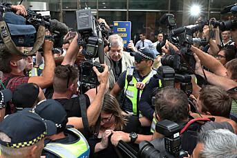Australia vil fengsle journalister for brudd på publiseringsforbud