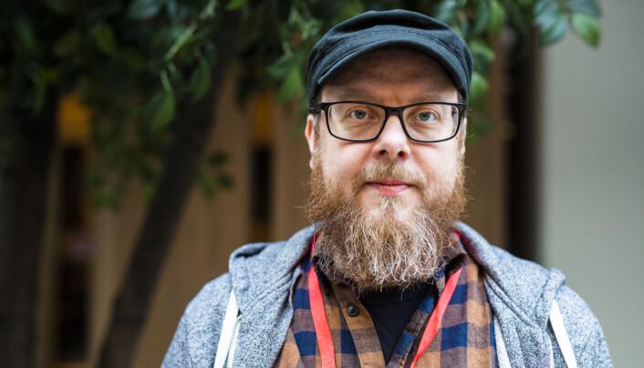 Odd Skjerdal, NRK Østfold, klubbleder NRKJ Østfold. Foto: Kristine Lindebø