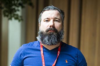 MORGENRUTINEN: Morten Hansen lar seg irritere når medier prioriterer plastisk kirurgi foran arbeidsliv