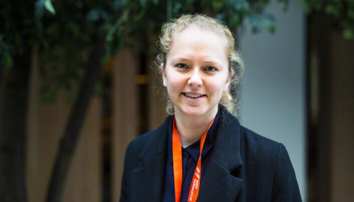 Margrethe Håland Solheim, TV 2, nestleder i OJ. Foto: Kristine Lindebø