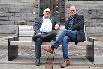 Tomas Bruvik går av som styreleder i Landslaget for lokalaviser