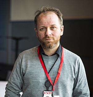 Nytt styre for Journalisten