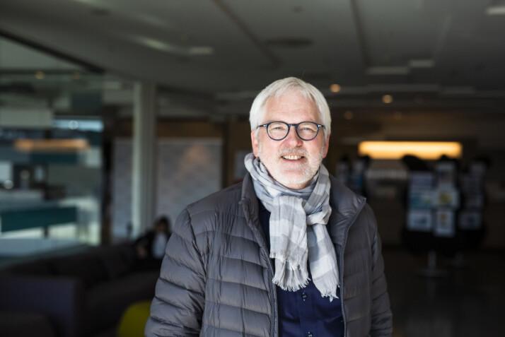 Stig Finslo, direktør i Amedia. Foto: Kristine Lindebø