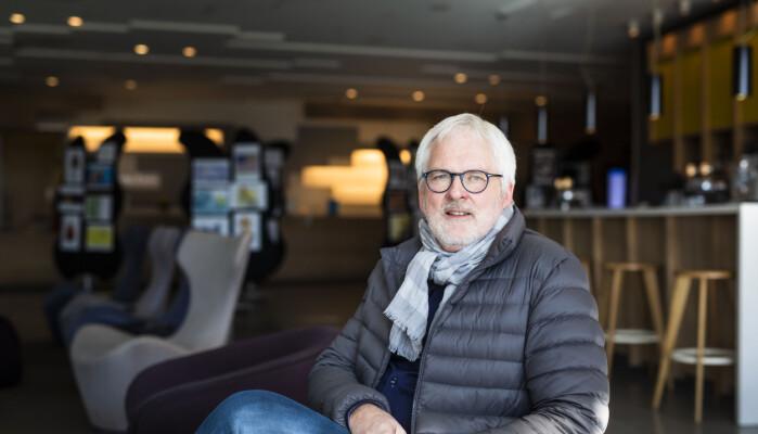 Stig Finslo mener ikke Amedia har brutt god presseskikk.