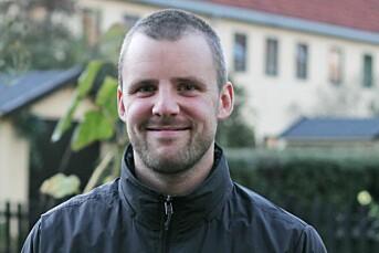 Daniel Ramberg blir sjef for nett og sosiale medier i P3