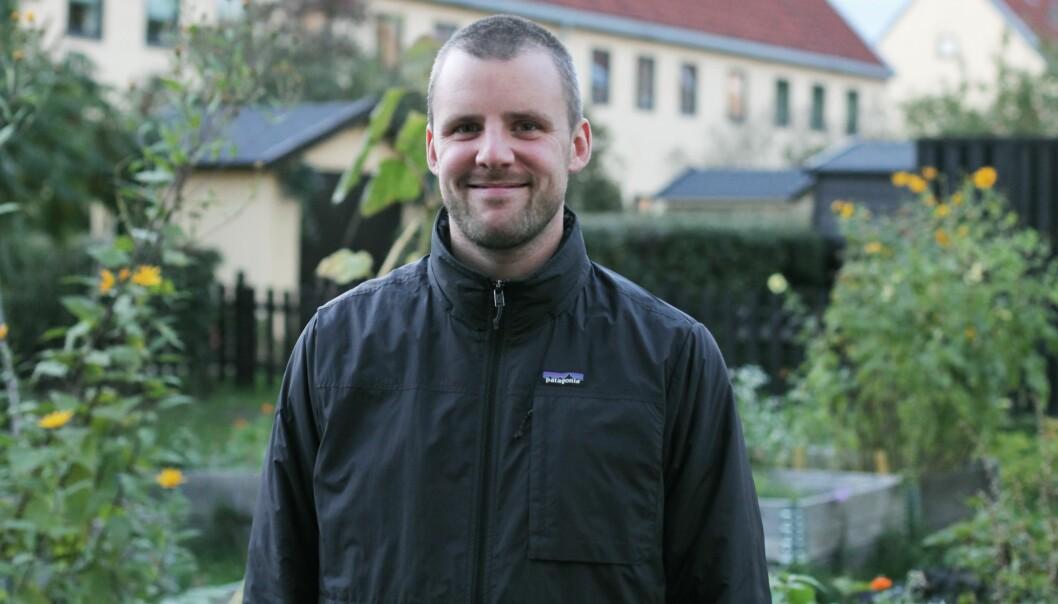 Daniel Ramberg har vikariert som musikksjef i P3. Nå blir han nett- og sosiale medier-sjef. Foto: Caroline Lytskjold
