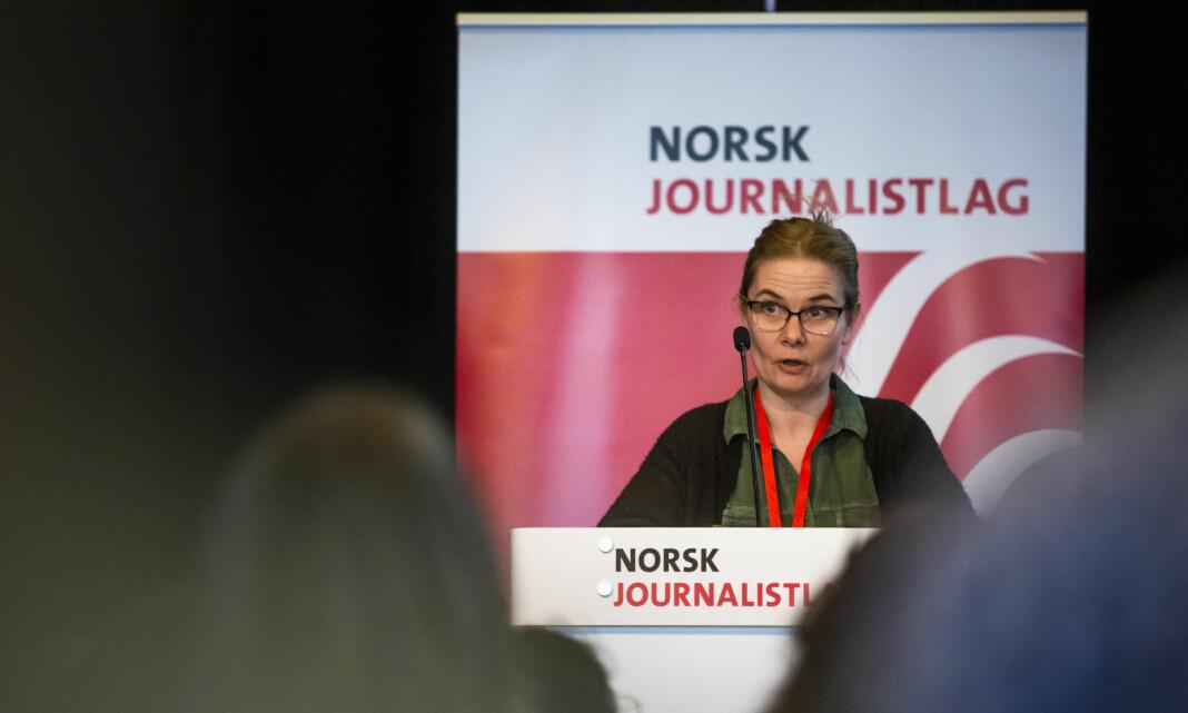 Grethe Brandsø slutter som klubbleder. Går inn i NTB-ledelsen som redaktør