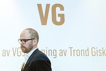Medieeksperter riser og roser VG etter intern oppvask