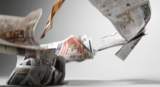 Aftenpostens lørdagsutgave er Norges mest leste papiravis
