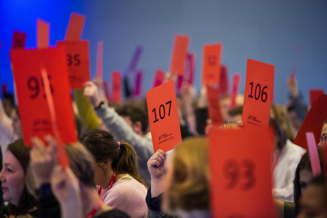 Planen er at Norsk Journalistlag skal diskutere forslaget til medlemskriterier på et digitalt landsmøte på nyåret.