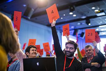 Korona skaper utfordringer for NJs landsmøte i 2021: Kan bli utsatt eller digitalt
