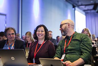 Sonja Nordanger mener synergier også må komme de ansatte til gode