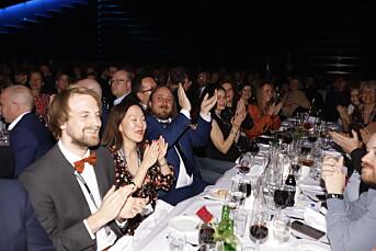 Dagbladet vinner IR-prisen med Krabbekrigens ofre
