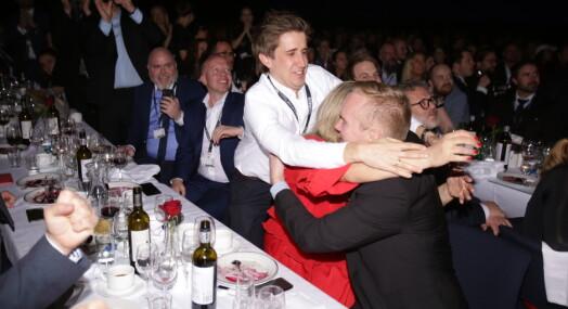 Dagens Næringsliv vinner Skup-prisen