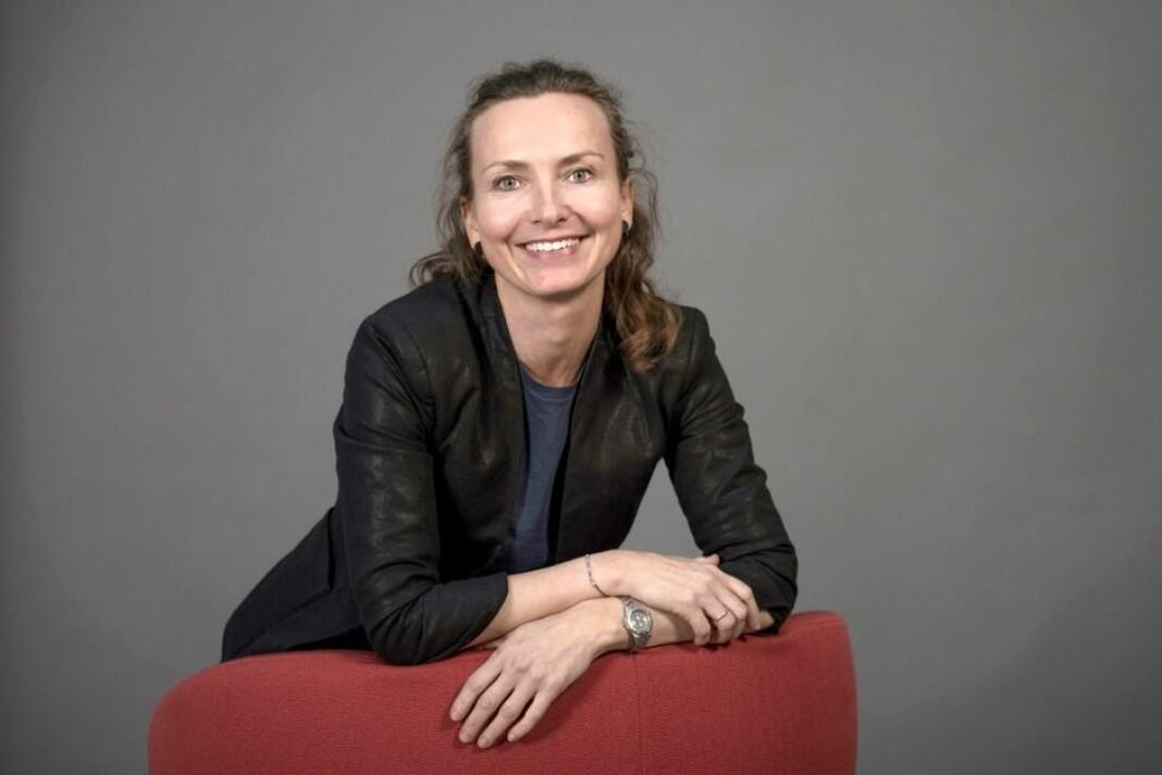 Drammens Tidende får ny politisk redaktør. Hege Breen Bakken går tilbake til Drammens Tidende. Foto: Jan Lillehamre