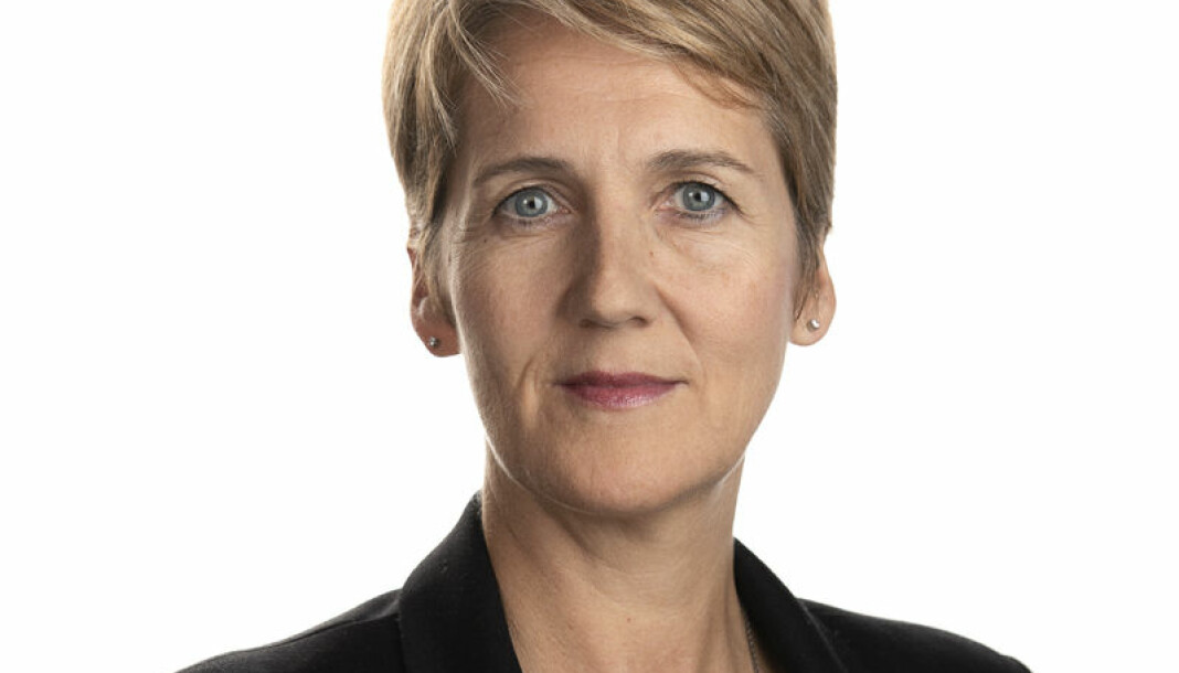 Christina Pletten er én av flere journalister som nå blir fast ansatt i Aftenposten. For øyeblikket fungerer hun som avisas USA-korrespondent. Foto: Aftenposten
