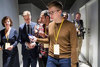 VG har ikke avklart Skarvøys rolle videre etter permisjonen