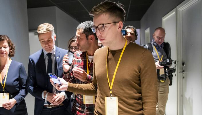 Lars Joakim Skarvøy slutter i VG, går til moderselskapet Schibsted