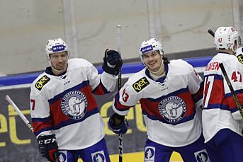– Ishockeygutta er et av Norges mest populære landslag. Vi gleder oss til å vise lagets kamper på VG+