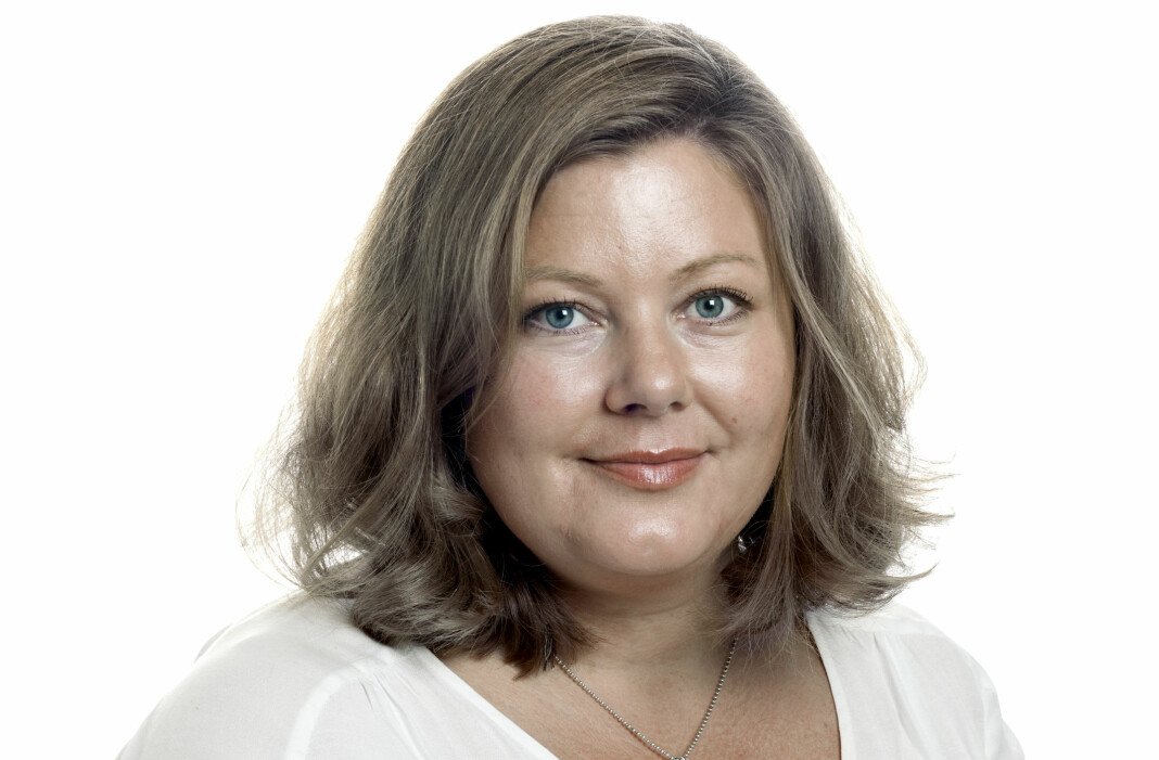Den prisbelønte journalisten Ingunn Røren starter i Aftenposten 1. januar 2020. Foto: Jan M. Lillebø/Bergens Tidende
