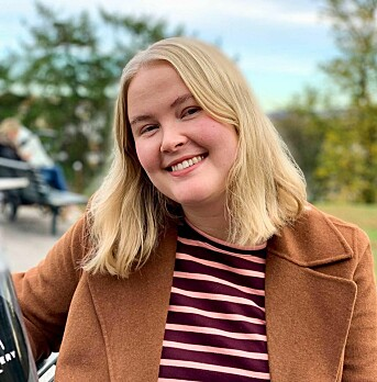 Line Omland Eilevstjønn