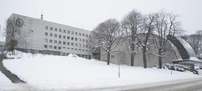 Johan H. Andresen og Snøhetta vil overta Marienlyst etter NRK