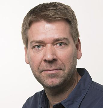 Joakim Nilsson, bildebyråsjef NTB scanpix. Foto: Håkon Mosvold Larsen / NTB scanpix