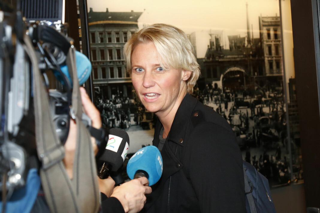 Stortingsrepresentant Maria Aasen-Svendsrud (Ap) legger i helgen fram en rekke forslag for tiltak mot netthets under partiets landsmøte. Arkivfoto: Heiko Junge / NTB scanpix