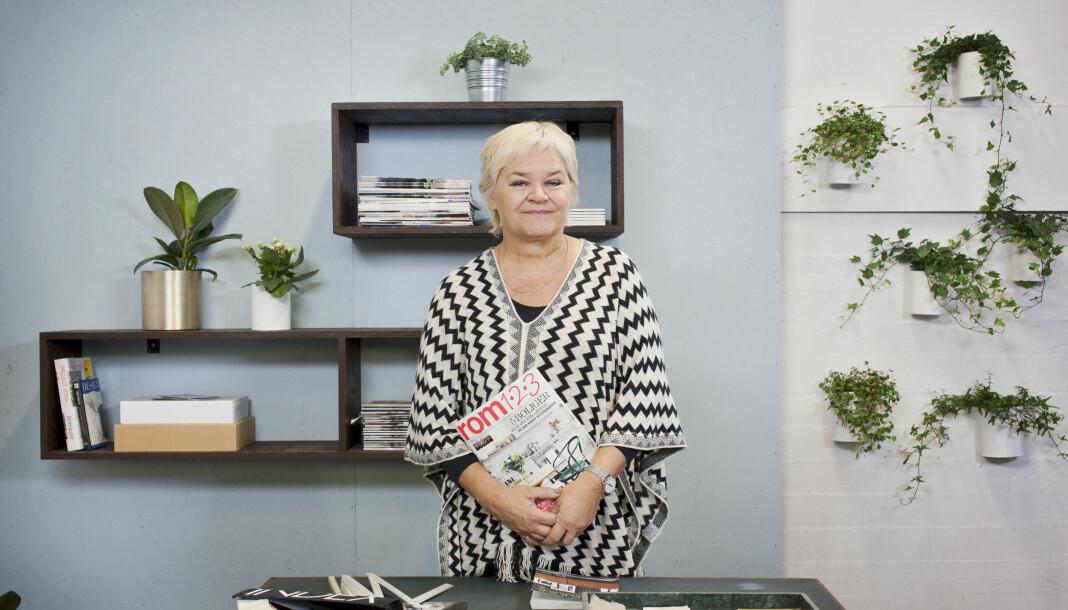 Tidligere Rom123-redaktør Anne Vestad overtok i fjor som som redaktør for Hjemmet.