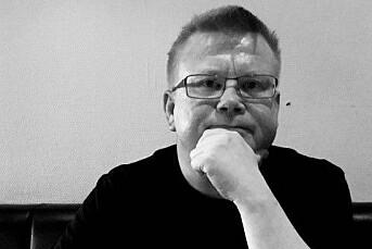 MORGENRUTINEN: Bjørn Arne Johansen mener irritasjon er undervurdert som kilde til gode saker