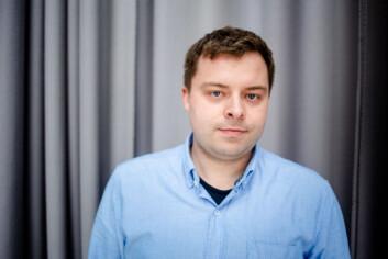 Bjørn-Martin Brandett er daglig leder og redaktør i Hedmarksradioene AS. Han sitter også i styret i Norsk lokalradioforbund. Foto: Eskil Wie Furunes
