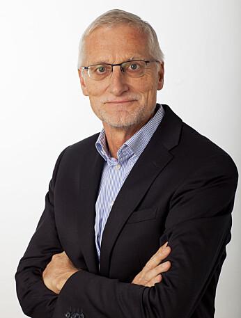 Direktør i Norad, Jon Lomøy. Foto: Sandra Aslaksen / Norad