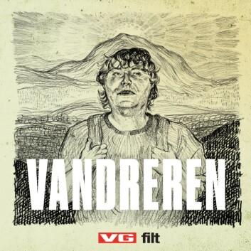 Coverbilde av podkasten VG lanserer på lørdag. Foto: VG