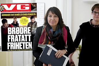 Dette er PFU-klagen fra Tolga kommune: Reagerer på VG-forside