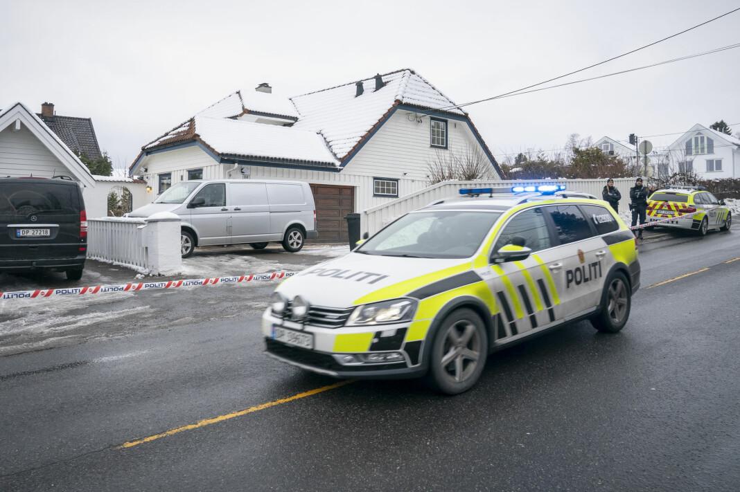 Tor Mikkel Wara og Laila Bertheussen kan trolig få fjernet innlegg med bilder av huset deres fra Facebook dersom de sender inn klage.
