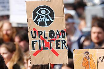Omstridte nye internettregler godkjent av EUs medlemsland
