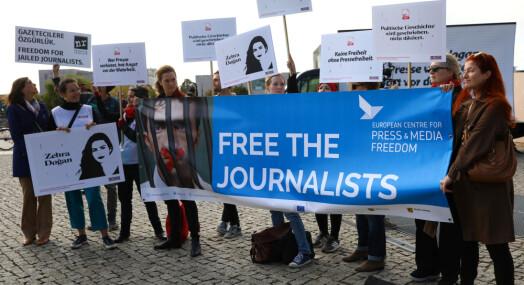Reportere uten grenser: Politiske ledere truer verdens pressefrihet