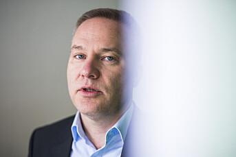 Redaktørforeningen sier nei til Helge Lurås