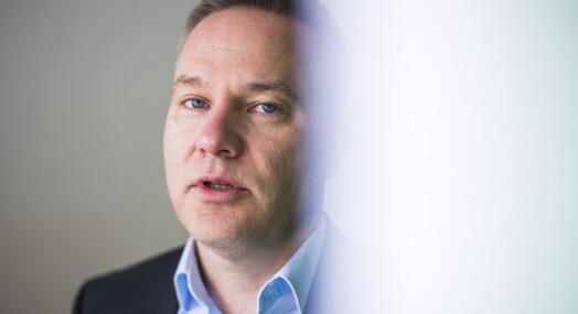 Helge Lurås har sendt ny søknad til Norsk Redaktørforening