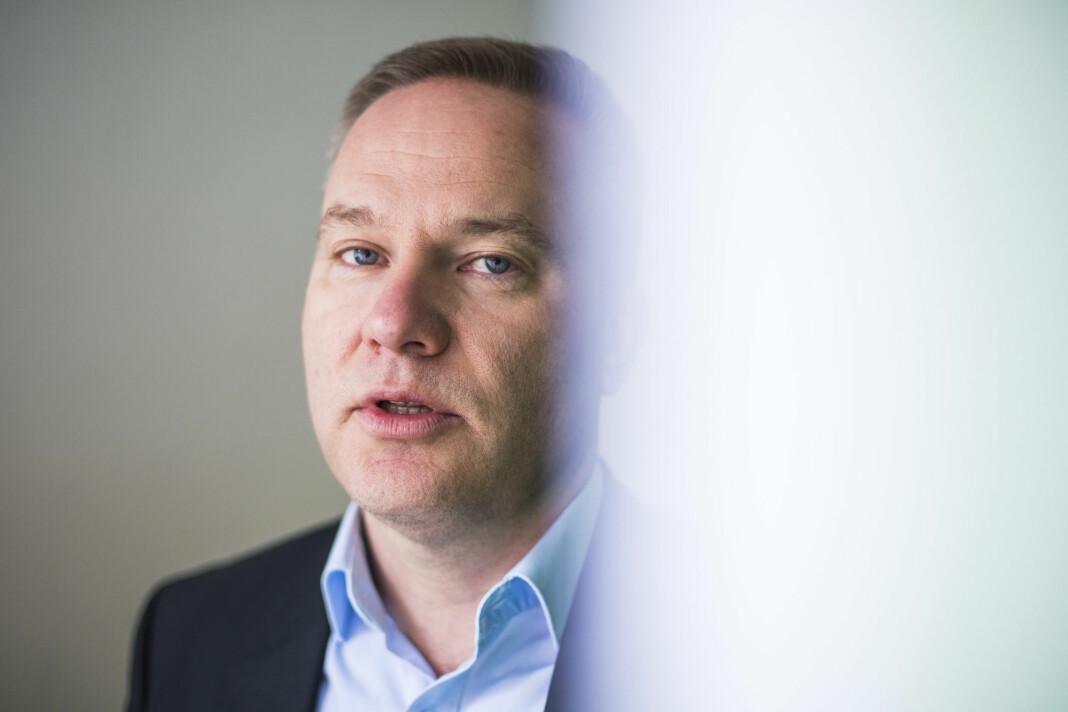 Helge Lurås er redaktør for nettstedet Resett.no.