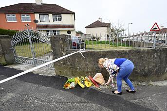 Journalistdrapet i Nord-Irland: Politi gir ut video av mistenkt drapsmann