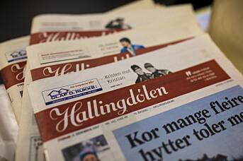 Hallingdølen er selvstendig mediehus, og merker allerede konsekvensene av koronakrisen godt.