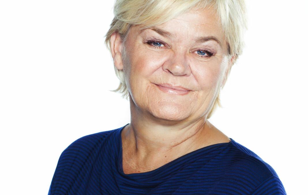Hjemmet-redaktør Anne Vestad har klokkertro på at papir og digitale løsninger kommer til å leve side om side i mange år fremover. Foto: Egmont Publishing
