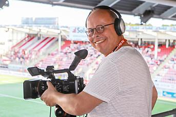 Fotograf Erik Hagen (56) fikk plutselig ansvar for TV-satsingen. Nå er han blitt «supermannen» i Fredriksstad Blad